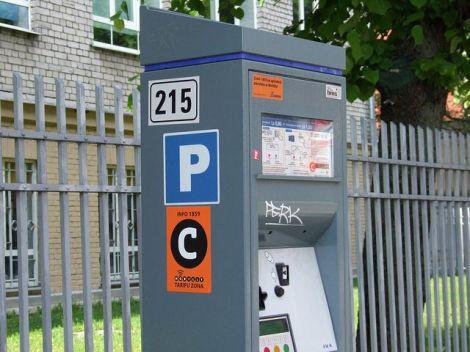 Как воруют деньги из парковочных автоматов