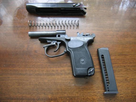 Продление разрешения на оружие