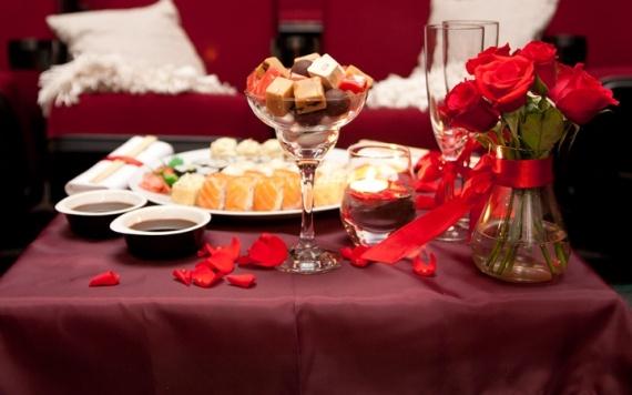 Романтический ужин у вас дома. Как подготовиться?