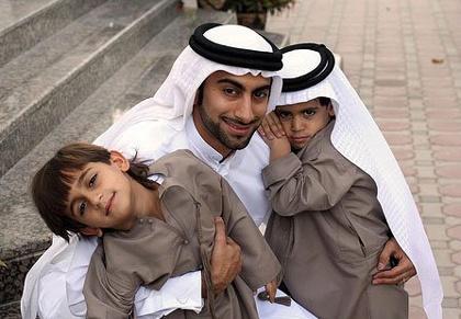 Чему поучиться на примере арабской семьи
