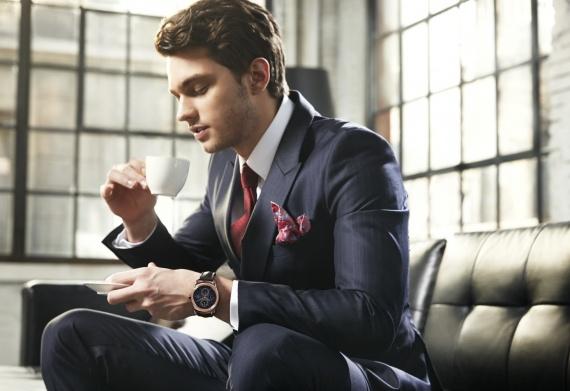 Как должен выглядеть успешный мужчина? Швейцарские часы, деловой костюм, спортивная машина