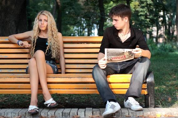 Что нужно сделать для того, чтобы девушки обращали на вас внимание?