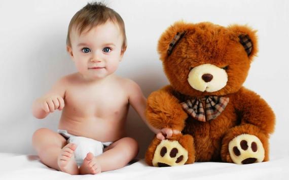 Психология ребенка. Фотообои, правильное воспитание, игрушки
