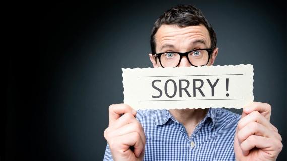 Как правильно извиняться перед своей возлюбленной?
